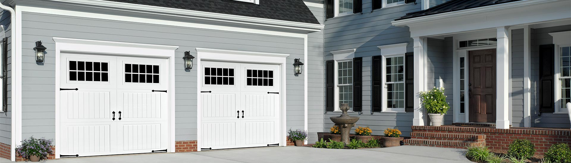 Texas Residential Garage Doors Replacement Repair in Lewisville Frisco