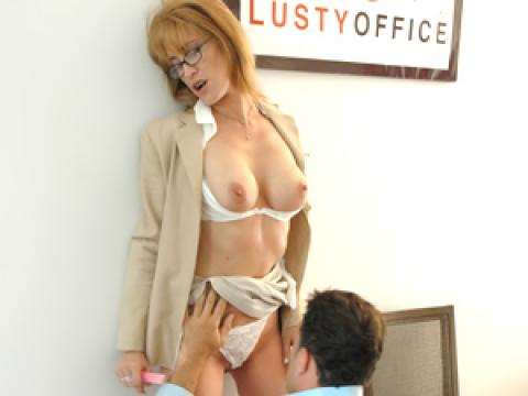 Patricia Employee Secretary Office Uniform Milf Soft Fetish