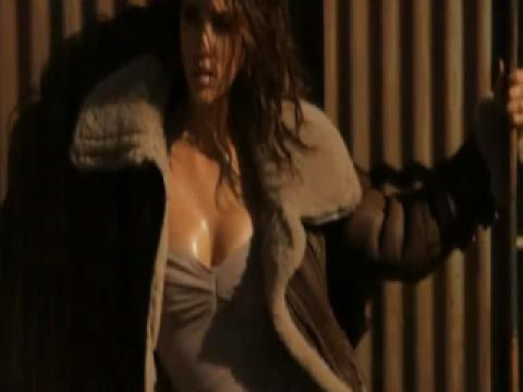 Jessica Alba Mature Milf Bombshell Stunning Showing Tits Hot