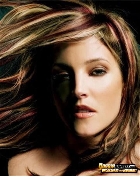 Lisa Marie Presley Mom Mature Milf Bombshell Stunning Female