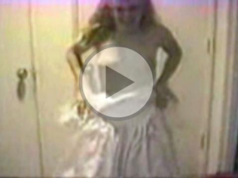 Tonya Harding Homemade Wedding Sex Tape Athletic Stunning