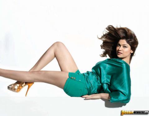 Shamita Shetty Bollywood Asian Ethnic Athletic Slender Doll