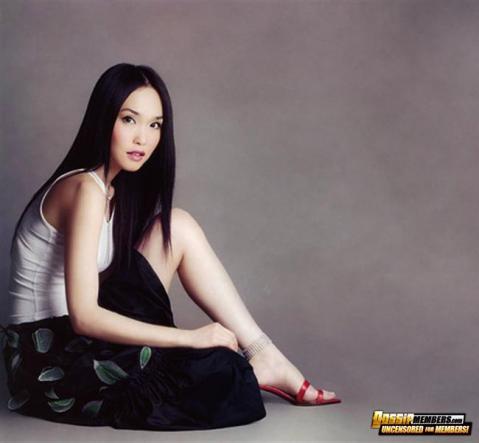 fann wong hot desnuda
