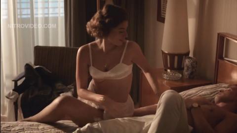 Dominik Garcia-lorido Nude Scene Magic City Posing Hot Cute