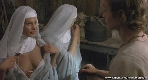 Elisabetta Canalis Virgin Territory Nun Anal Posing Hot Doll