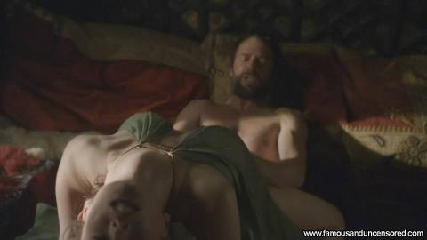 Eva Green Nude Sexy Scene See Through Hat Bed Babe Actress