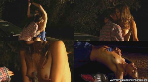 Kristin Kirgan Brutal Car Topless Bed Posing Hot Beautiful
