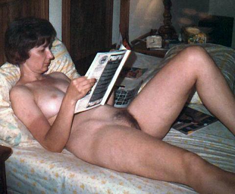vintage housewife porn
