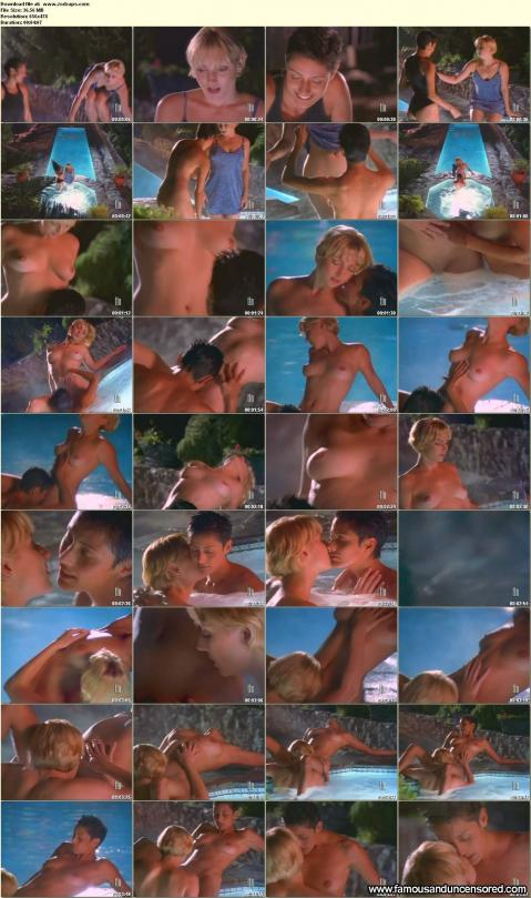 Catalina Larranaga Loveblind Pool Lesbian Sex Scene Famous