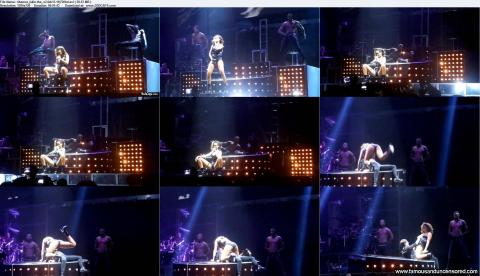 Rihanna Nude Sexy Scene Live Performance Omani Legs Ass Cute