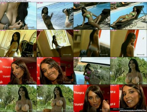 Juliana Moreira Interview Bikini Famous Beautiful Doll Sexy