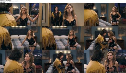 Jenna Fischer Nude Sexy Scene Blades Of Glory Kinky Lingerie