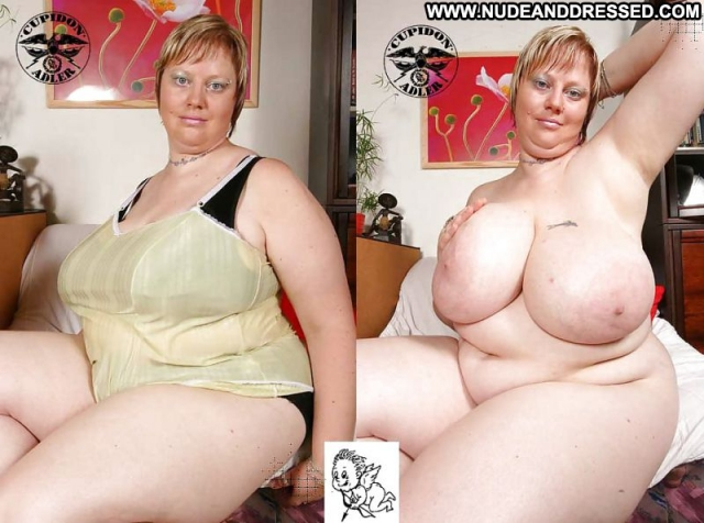 Several Amateurs Nude Bbw Amateur Dressed And Undressed Softcore