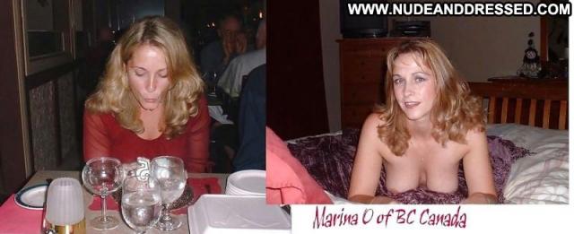 Several Amateurs Blonde Nude Amateur Softcore