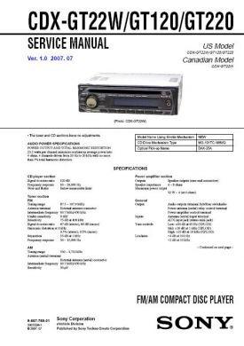 sony cdx gt600ui wiring diagram 2006 toyota corolla stereo gt260mp xplod 50wx4 wiring-diagram ~ elsavadorla