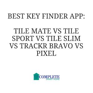best key finder app tile mate vs tile