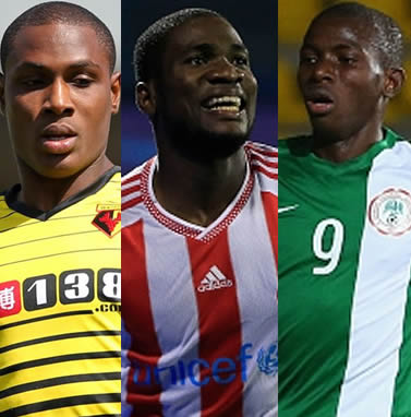 Vote Now! Ighalo, Ideye, Osimhen Up For Complete Sports Player Of The Month