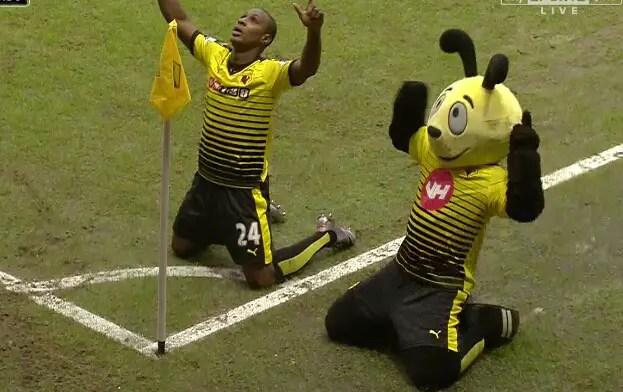 Ighalo Nets 12th League Goal As Watford Spank Liverpool