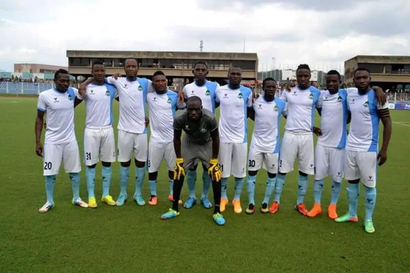 Warri Wolves, Nasarawa Chase Akwa United's Awakan