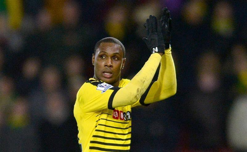 Ighalo Voted 2015 Complete Sports Player Of The Year
