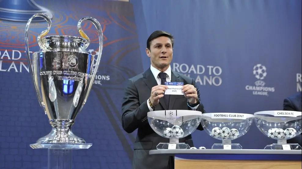 BREAKING: Arsenal Vs Barcelona, Chelsea Vs PSG In UCL Draw