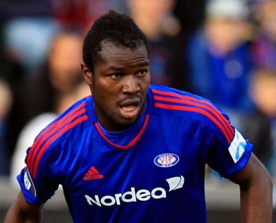 Teammates Worried About Fegor Ogude's Kidnapped Wife
