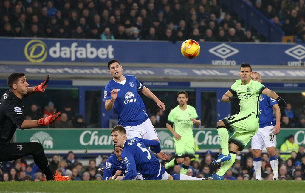 Iheanacho Benched In City's Cup Loss To Everton; Onazi, Success In Action