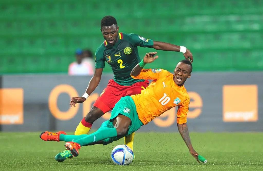 Cote D'Ivoire Thrash Cameroon, Through To CHAN Semis