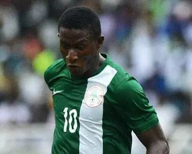 Usman Declares Himself Fit For Guinea Clash