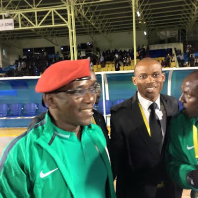 Dalung: No Pressure On Oliseh To Win CHAN Trophy