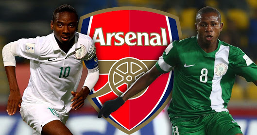 Wenger Confirms Nwakali, Chukwueze Deals; Picks Ospina For FA Cup Action