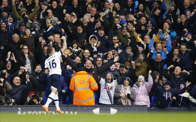 Ighalo Misfires As Tottenham Edge Watford, Go Second