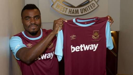 Song: Emenike's Arrival Will boost West Ham
