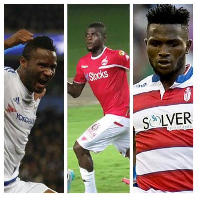 Mikel, Ogu, Success Up For Complete Sports Player Of The Month