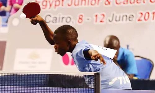 Nigeria Set For ITTF Junior Circuit In Egypt