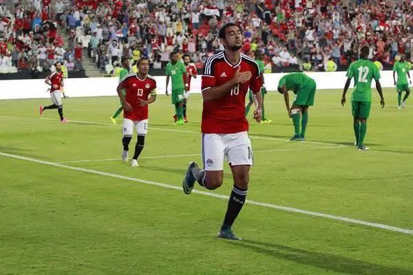 Egypt's Koka: We Don't Rely On Salah, Elneny To Beat Nigeria