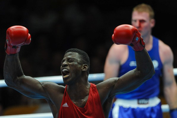 Nigeria's Ajagba Clinches Rio Olympics Boxing Spot