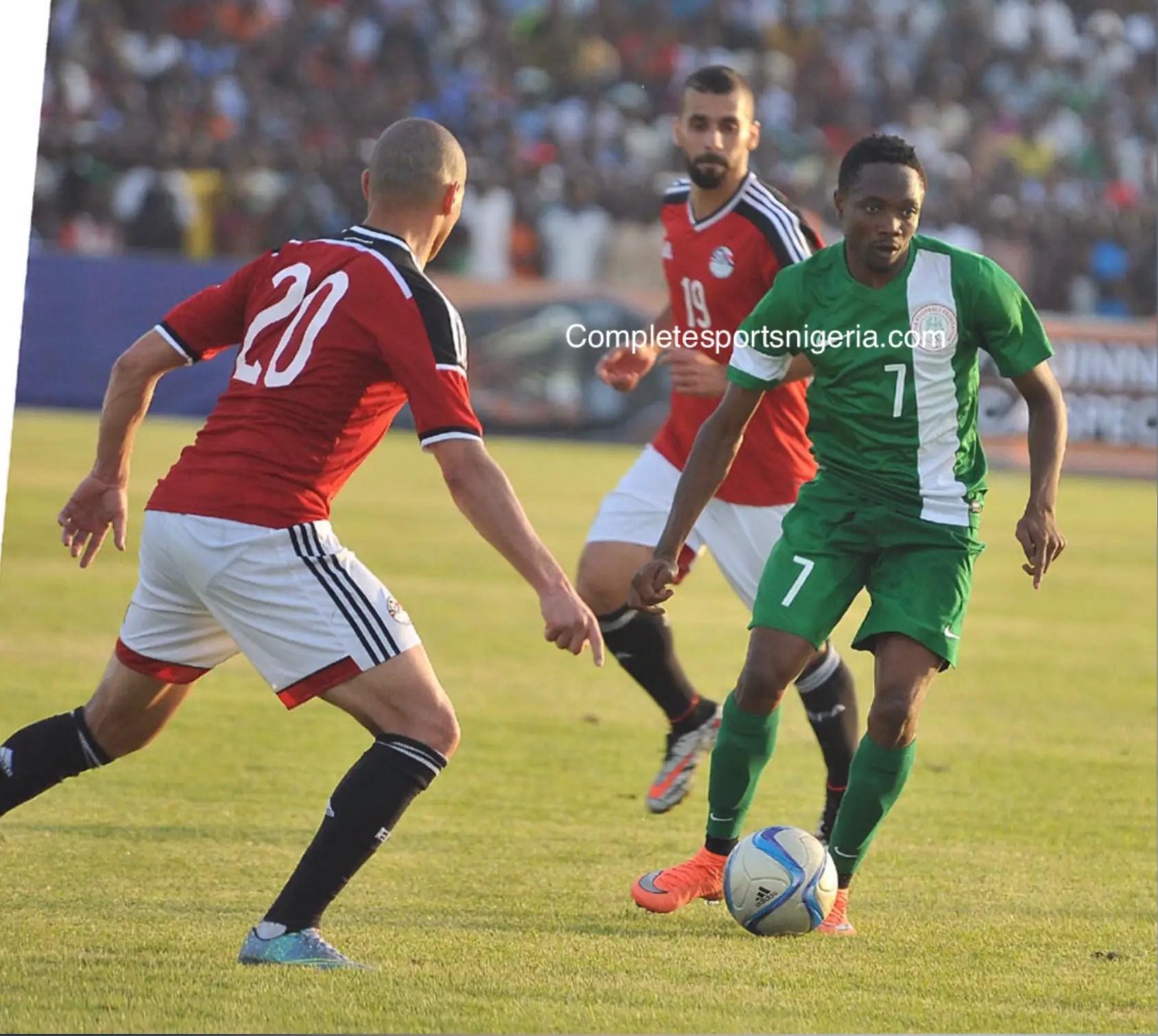 AFCON Miss: Eagles Beg Nigerians As NFF Plan World Cup Friendlies