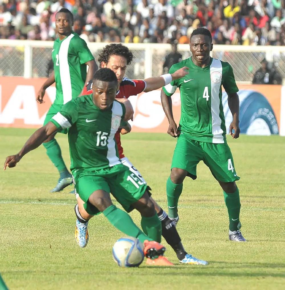 Etebo Confident Super Eagles Will Beat Egypt In Alexandria
