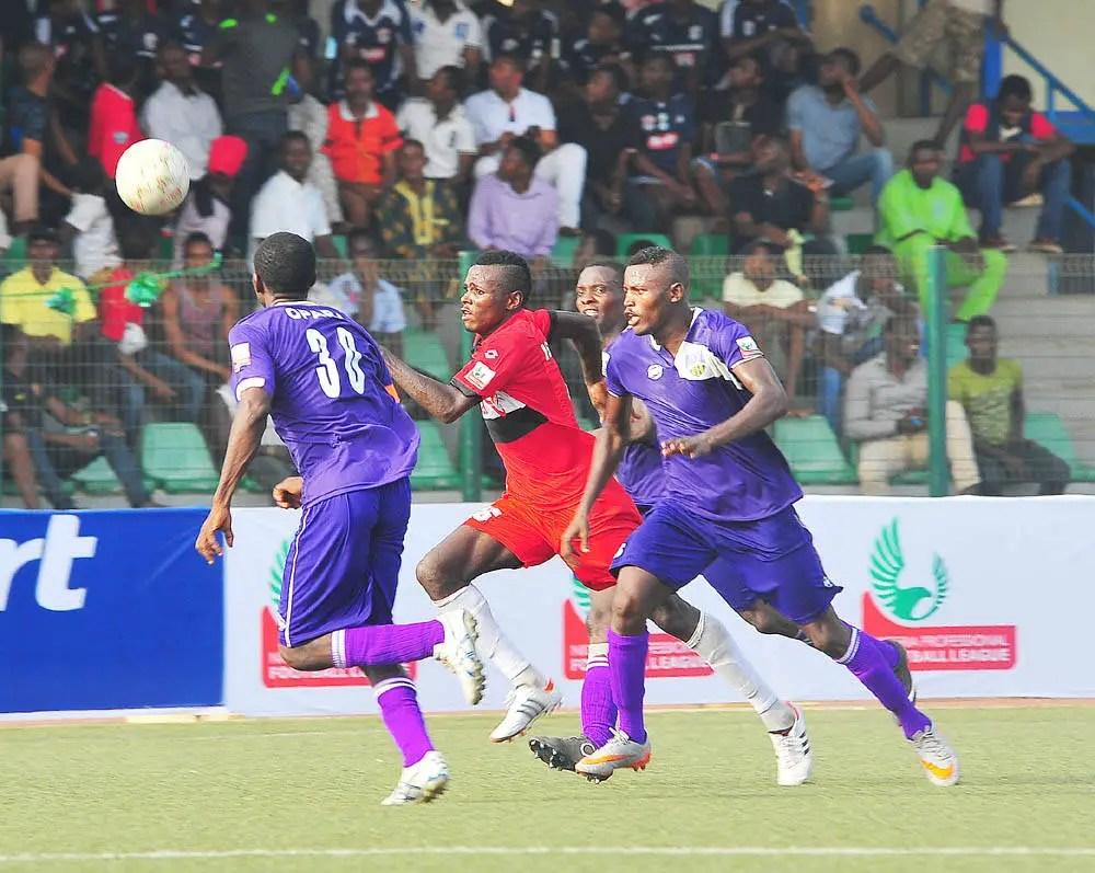NPFL: Kano Pillars End MFM's Home Winning Streak