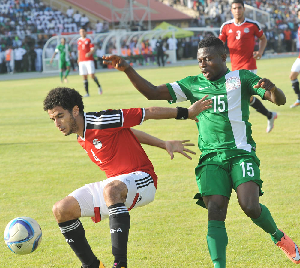 Late Salah Goal Stuns Super Eagles In Kaduna