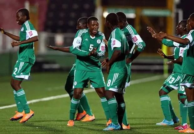U-17 W/Cup Qualifier: Flamingoes Thrash S/Africa 6-0 