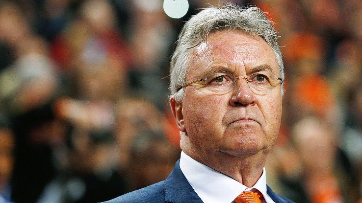 Hiddink Expects Tough Liverpool Clash, Unsure Of Terry Future