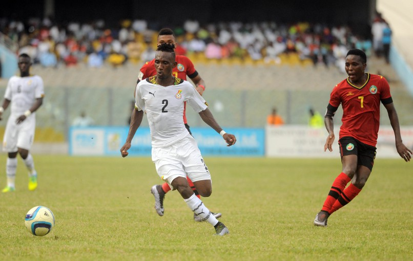 Ghana Earn Away Draw Vs Mozambique, Extend Lead In Group H