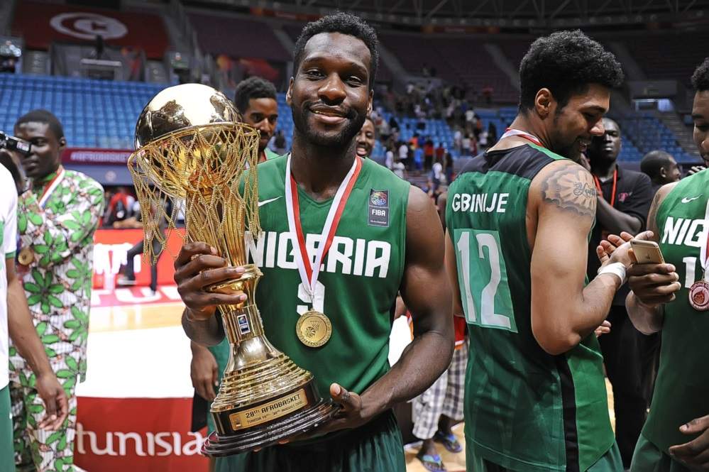 2016 Olympics Basketball: Oguchi Wary Of D'Tigers Group B Opponents