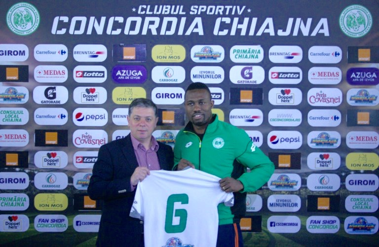 Odibe Intensifies Relegation Fight For Romanian Club, Concordia