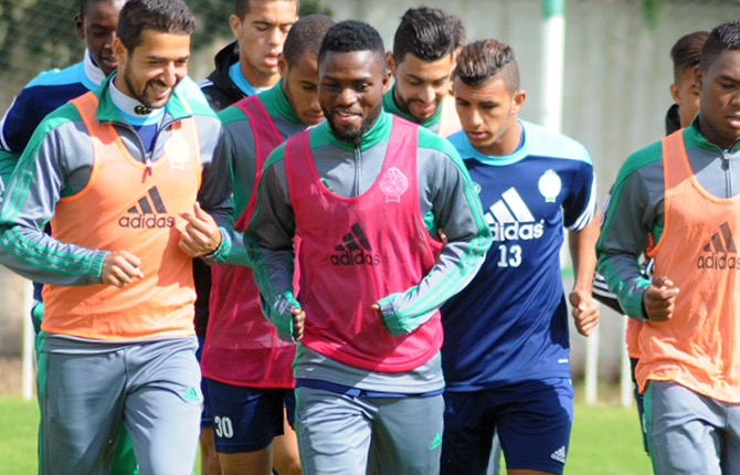 Babatunde Dedicates Goal To Late Raja Fans