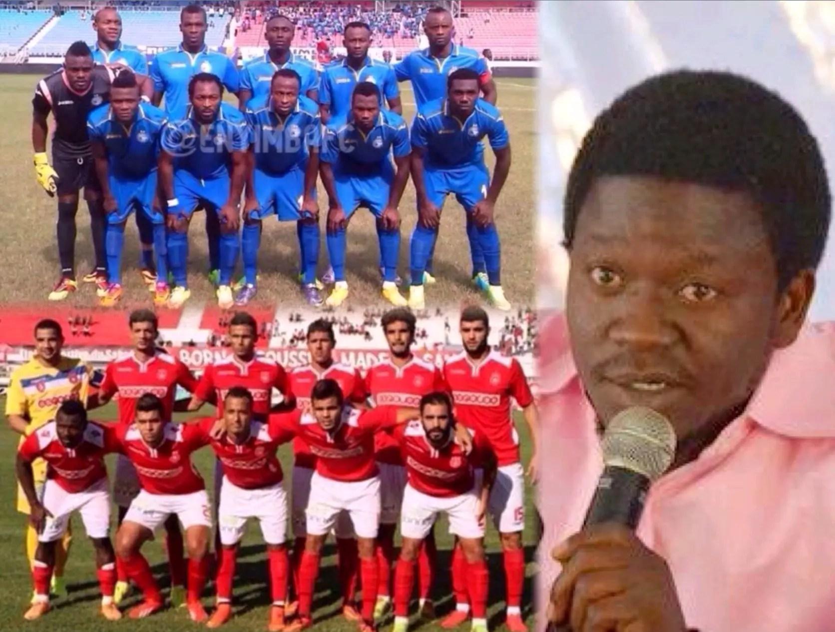 CCL: Ezeji Backs Enyimba To Oust Etoile du Sahel