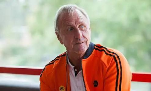 Dutch, Ajax, Barca Legend Cryuff Dies At 68