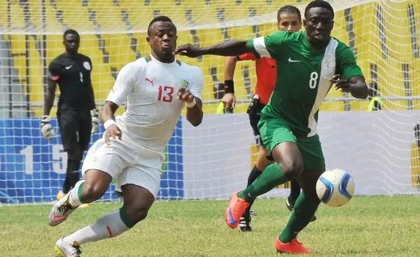 South Africa Coach Tips Nigeria, Brazil For Rio Football Gold